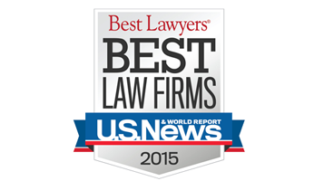 US News Best Law Firms 2015